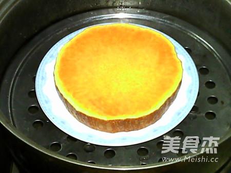 葱香南瓜鸡蛋软饼的做法图解
