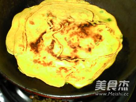 葱香南瓜鸡蛋软饼怎样煮