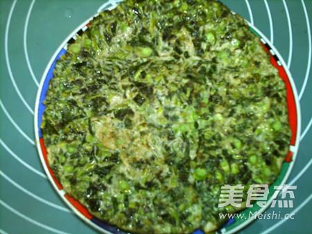 亚麻籽油香椿烘蛋怎样做