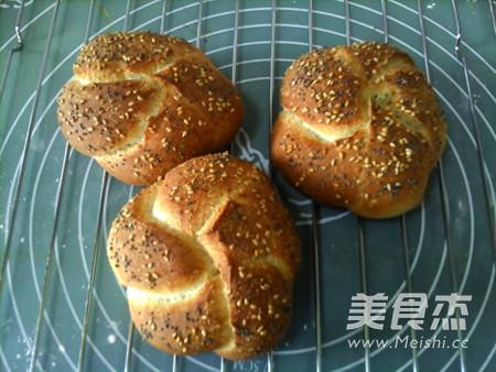 凯撒面包的做法大全