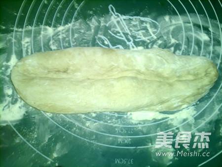 麦穗法式乡村面包的制作