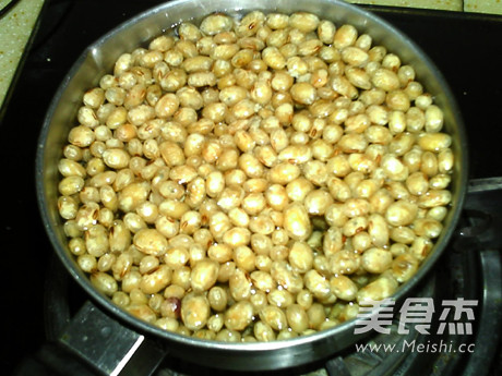 菊花枸杞熟豆豆浆的家常做法