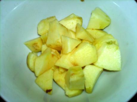 苹果银耳羹的家常做法