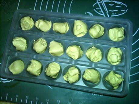 芒果芝麻汤圆的简单做法