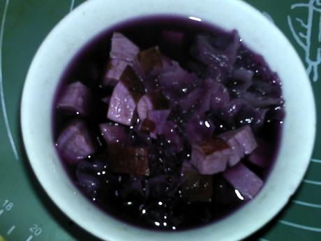 紫薯银耳汤怎么煸
