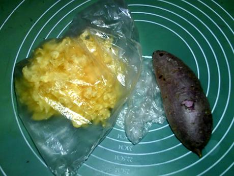 紫薯银耳露的做法大全