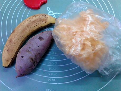 紫薯香蕉银耳露的做法大全