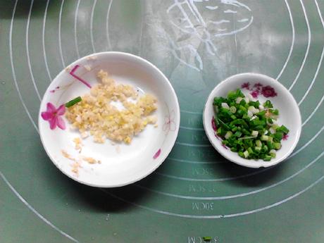 海苔胡萝卜炒饭的做法图解