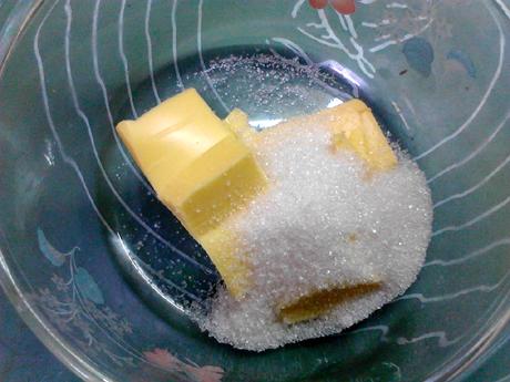 雪顶菠萝蜜核黄油蛋糕的简单做法