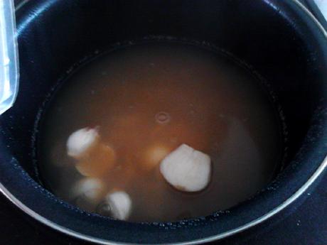 绿豆薏米百合汤怎么炒