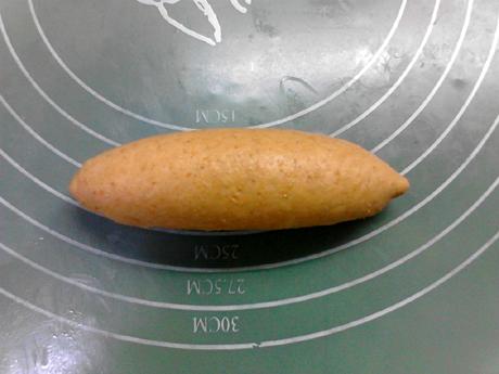 全麦红糖小麦胚芽面包怎么煸
