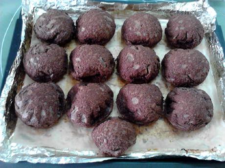 巧克力酥皮泡芙的做法大全