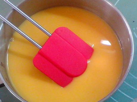 沙棘凉糕的简单做法