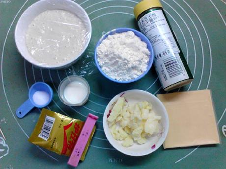 天然酵种奶酪夏巴塔的做法大全
