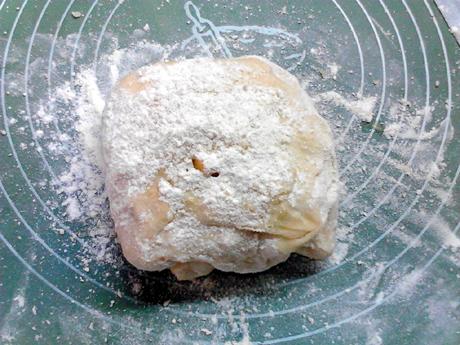 天然酵种奶酪夏巴塔怎样煮