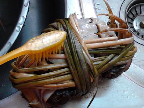 #最美不过中秋味#清蒸大闸蟹的做法图解