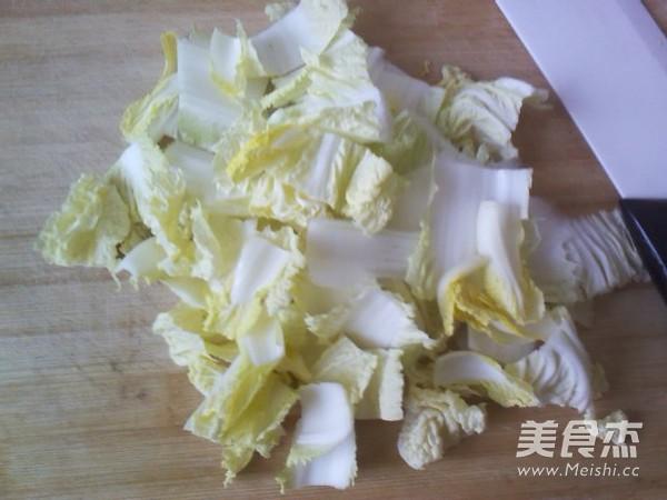 黑白菜的做法图解