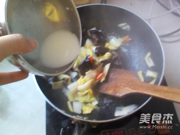 黑白菜怎么炒