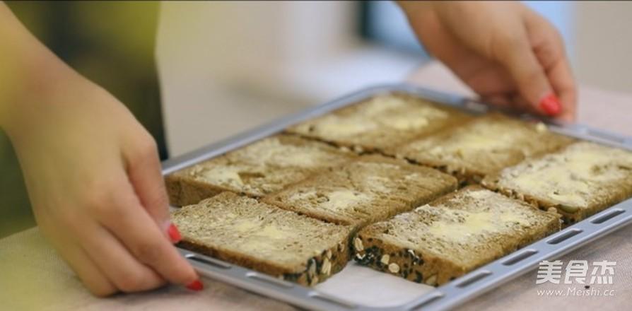 CP第十三弹:丹麦开放式三明治的家常做法