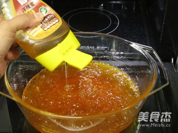 清甜润肺的蜂蜜柚子茶的简单做法