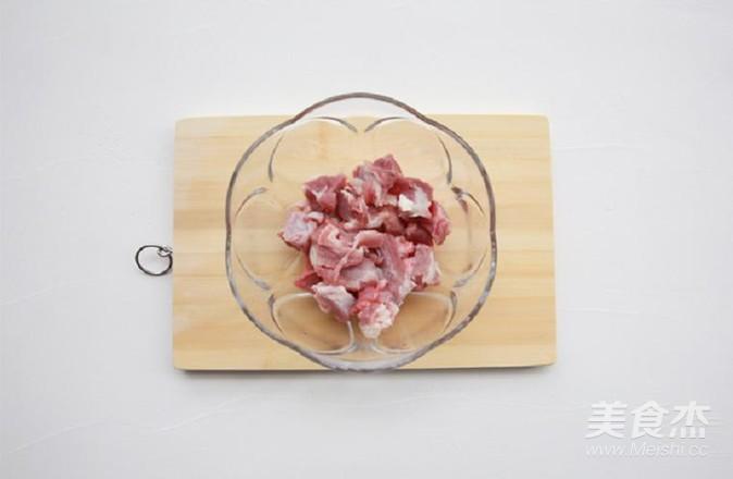 香辣酥麻牙签肉的做法图解