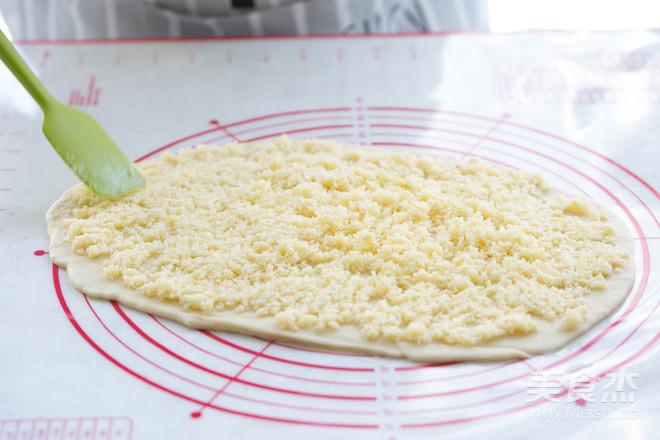 小食趣--椰蓉蜗牛面包怎么做
