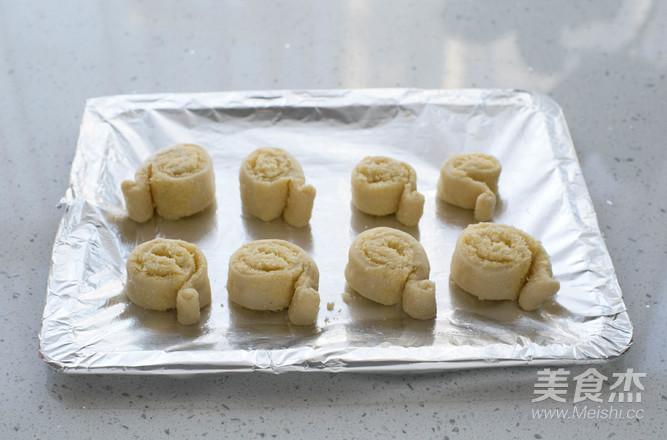 小食趣--椰蓉蜗牛面包怎么炒