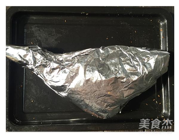 【一味知秋】脆皮烤羊腿怎么炒