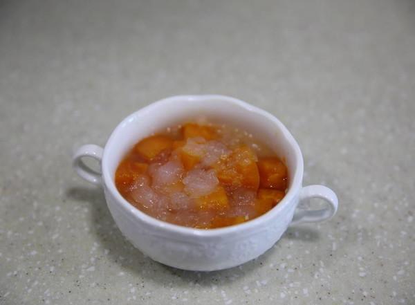 木瓜牛奶炖雪蛤怎样煮