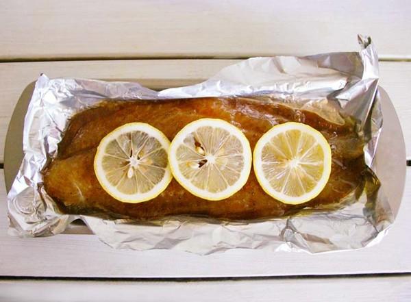 柠檬烤龙利鱼的简单做法