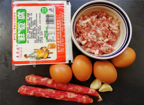 芳华豆腐抱鸡蛋的做法大全