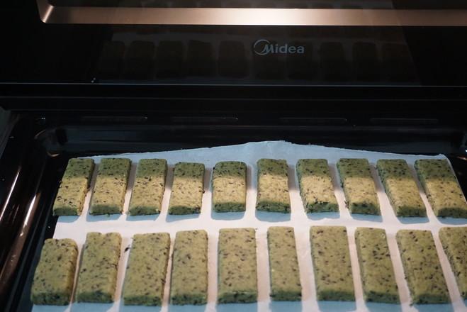 香葱海苔无糖全麦饼干的简单做法