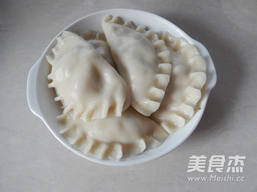 钟水饺怎样做