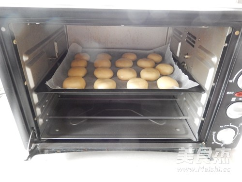 香酥绿豆饼的制作