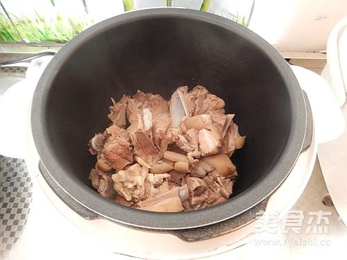 启东风味烧羊肉怎么做