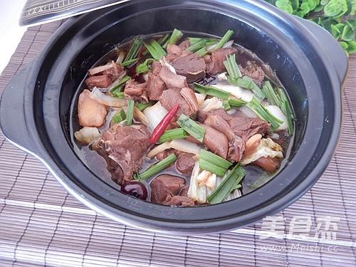 启东风味烧羊肉怎样煮