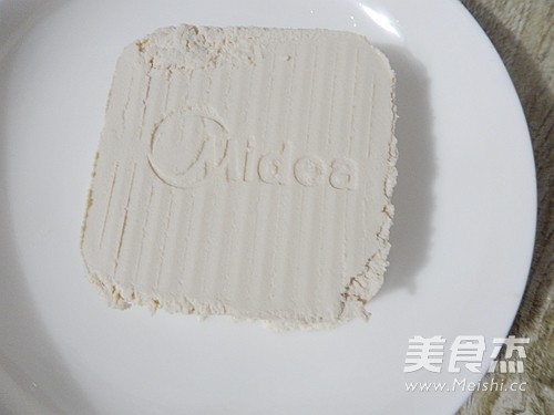 自制豆腐怎样炒