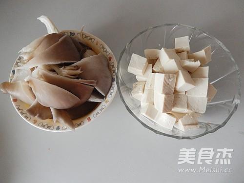 平菇豆腐鱼汤的做法图解