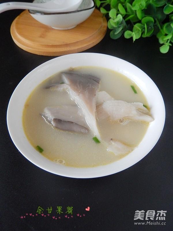 平菇豆腐鱼汤怎么炒