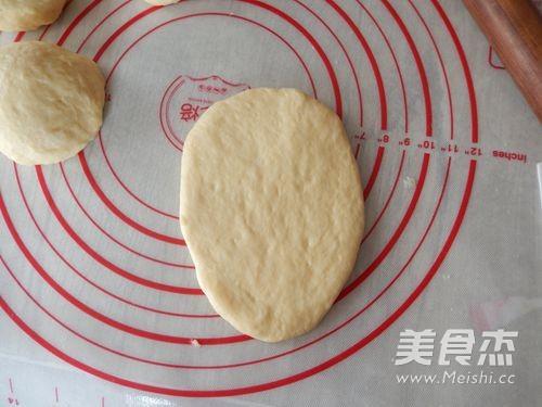 金色玉米面包的简单做法