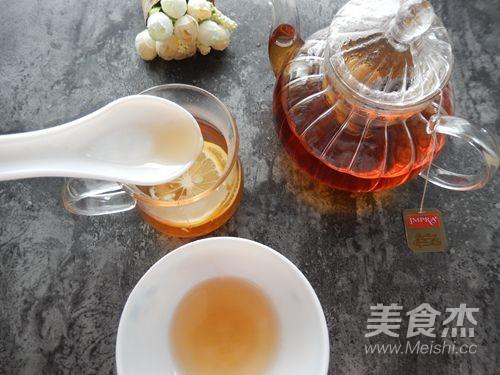 柠檬红茶怎么炒