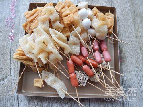 串串香火锅怎么煮