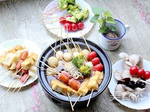 串串香火锅怎样做