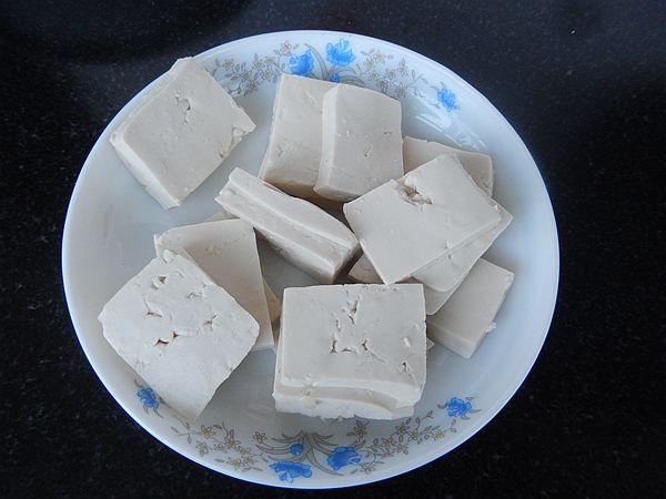 辣椒焖豆腐的做法图解