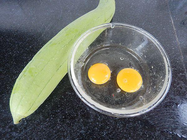 丝瓜蛋汤泡馓子的做法大全