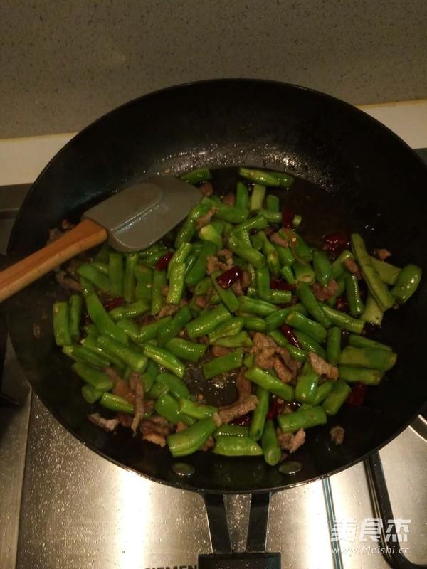 干煸芸豆的家常做法