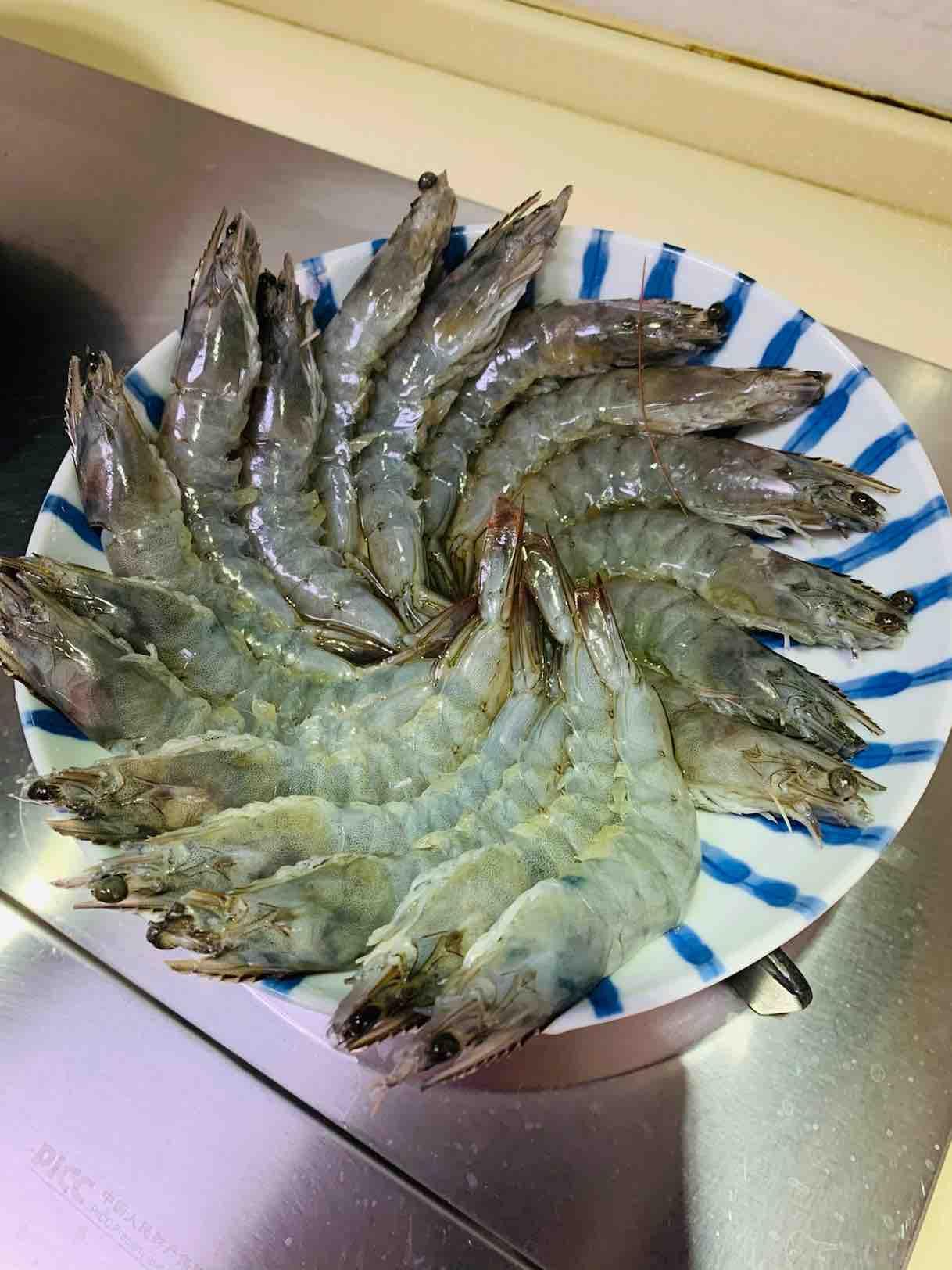 酱香海鲜大虾的做法大全
