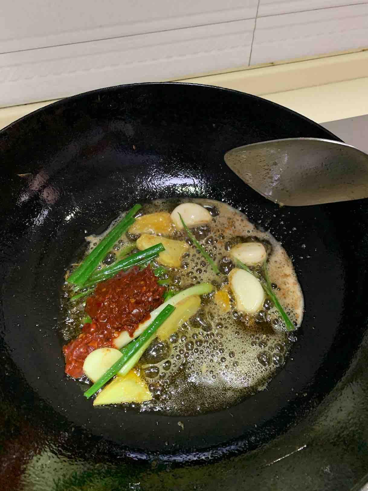 酱香海鲜大虾的简单做法