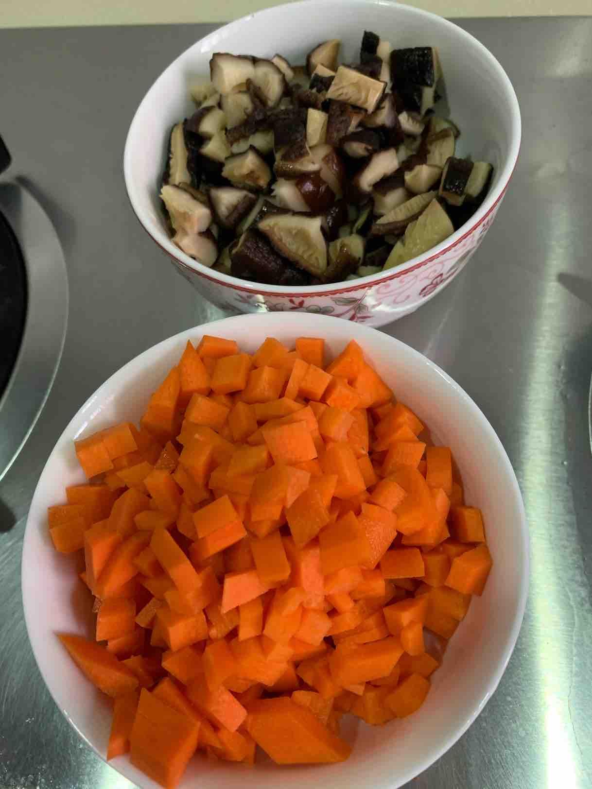 香菇豆腐牛肉羹的做法大全