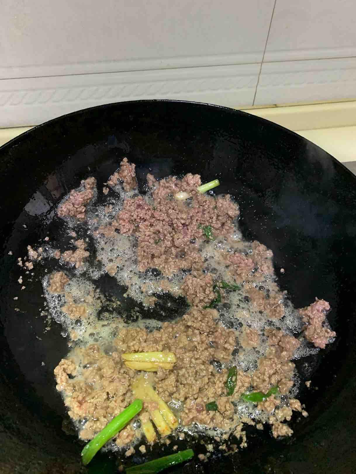 香菇豆腐牛肉羹的简单做法